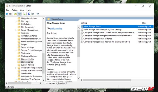 Cách kích hoạt và làm chủ tính năng tự động dọn dẹp trên Windows 10 May 2019 - Ảnh 4.