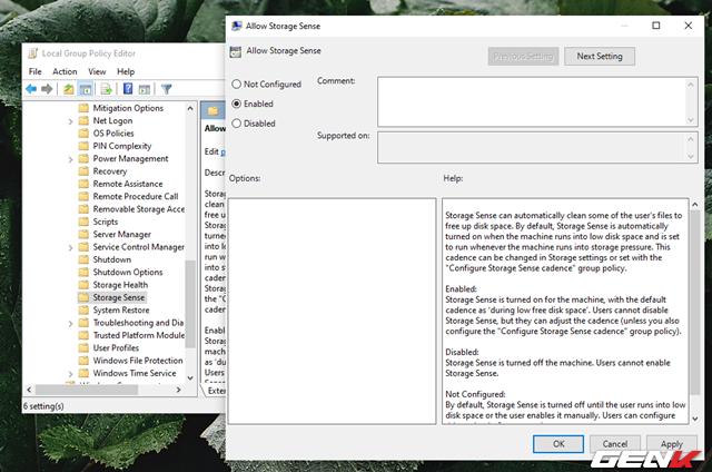 Cách kích hoạt và làm chủ tính năng tự động dọn dẹp trên Windows 10 May 2019 - Ảnh 5.