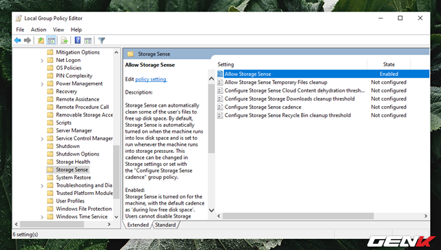 Cách kích hoạt và làm chủ tính năng tự động dọn dẹp trên Windows 10 May 2019 - Ảnh 6.