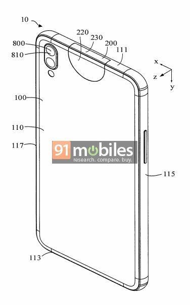 Sáng chế mới cho thấy OPPO sắp ra mắt smartphone với camera xoay lật độc đáo - Ảnh 4.