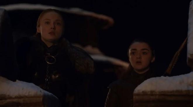 Đạo diễn hình ảnh đổ lỗi cho TV, fan bèn kéo sáng tập 3 SS8 Game of Thrones và phát hiện ra nhiều điều thú vị - Ảnh 15.