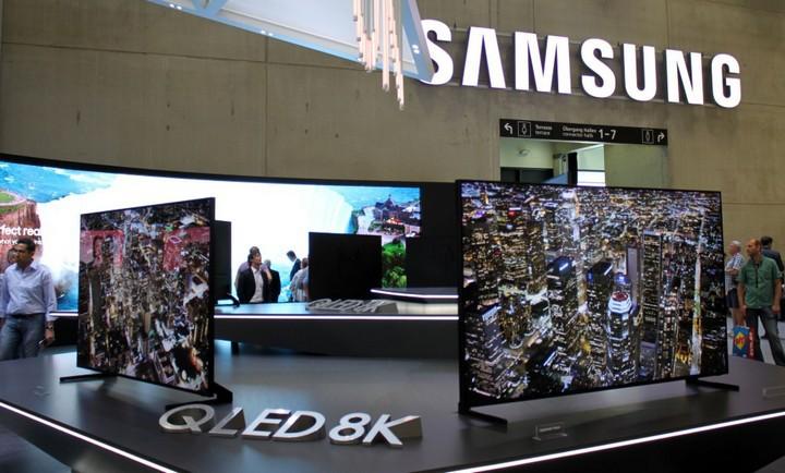 Dòng TV QLED của Samsung bán chạy hơn cả TV OLED của 5 hãng sản ...