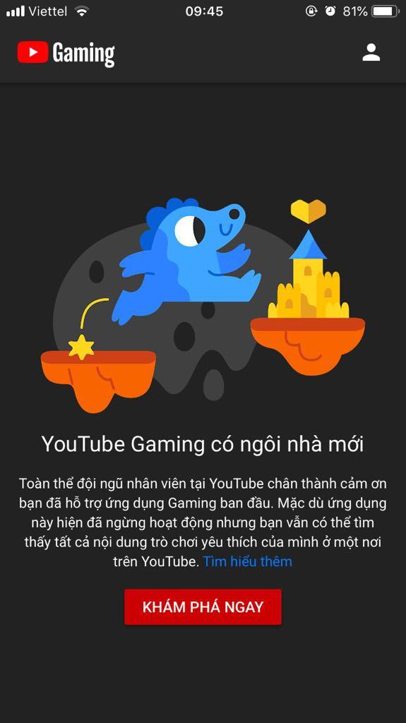 YouTube chính thức đóng cửa YouTube Gaming, có thể gây ảnh hưởng lớn tới các streamer game - Ảnh 1.