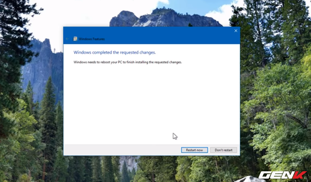 Cách kích hoạt và sử dụng Windows Sandbox trên Windows 10 May 2019 - Ảnh 9.