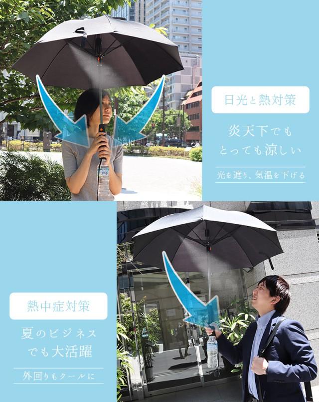 Nhật Bản ra mắt ô gắn quạt phun sương, giá 1,3 triệu, chạy bằng 4 quả pin AA - Ảnh 4.