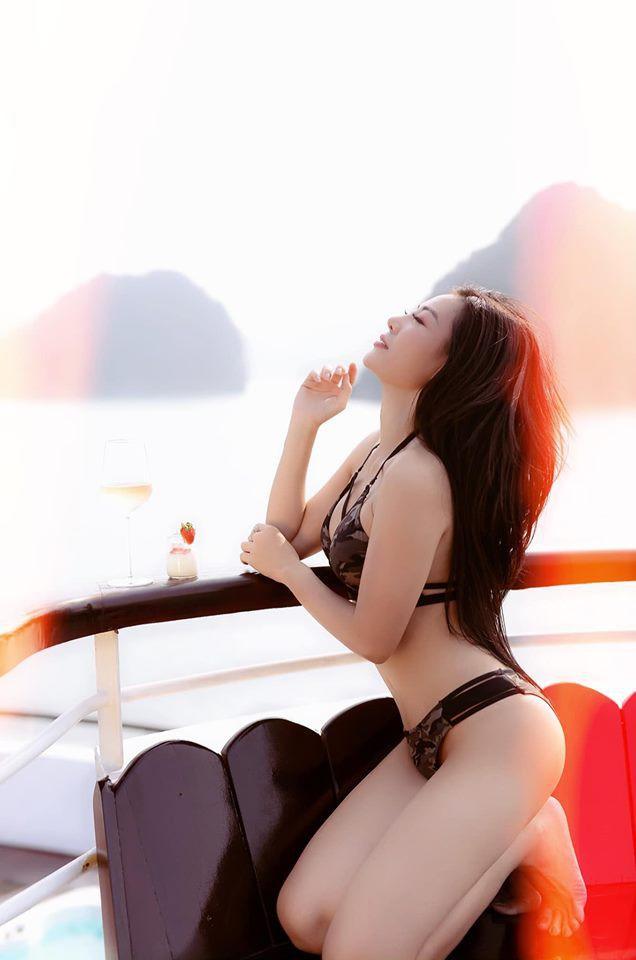 Bảo Thanh, Phương Oanh, Thanh Hương: 3 nữ hoàng bikini của màn ảnh Việt - Ảnh 7.