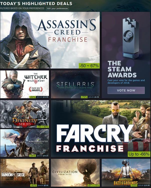 Sau tất cả, liệu các hãng game lớn còn muốn chơi chung với Steam hay không? - Ảnh 5.
