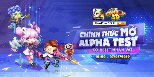 Trải nghiệm GunPow 3D ngày thử nghiệm: Game bắn súng tọa độ kiểu hành động siêu hay, siêu mượt, siêu thú vị - Ảnh 8.