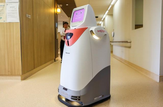 Singapore - Thành phố thông minh nhất thế giới: Khi công nghệ trở thành chìa khóa phát triển, robot thay thế con người, cột đèn đường cũng ở một đẳng cấp khác! - Ảnh 7.