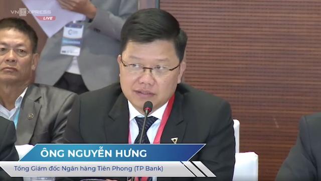 Chuyện chuyển đổi số của TPBank: Ngân hàng tự động yên tâm hơn cả giao dịch viên, cho phép khách hàng rút tiền chỉ cần dùng vân tay - Ảnh 2.