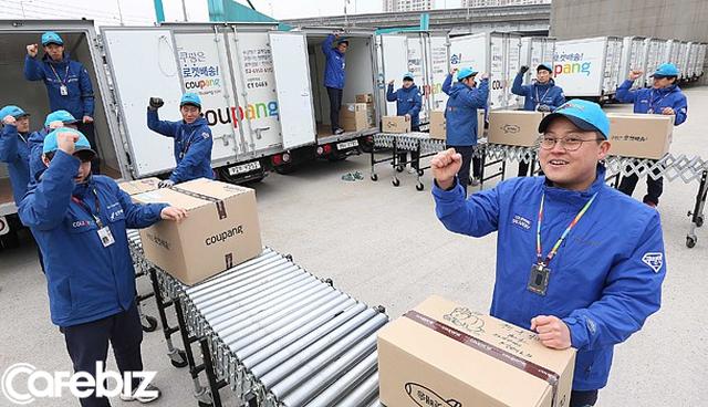 Coupang - Amazon của Hàn Quốc: Giao hàng trong 1 ngày, mở rộng nhanh gấp 3 lần tốc độ thị trường, bí mật nào đứng sau kỳ lân hiếm hoi của xứ sở toàn chaebol? - Ảnh 2.