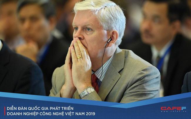 Giám đốc Quốc gia ADB tại Việt Nam: Công dân, doanh nghiệp và chính phủ Việt Nam vừa là động lực, vừa là người hưởng thành quả của kinh tế số! - Ảnh 1.