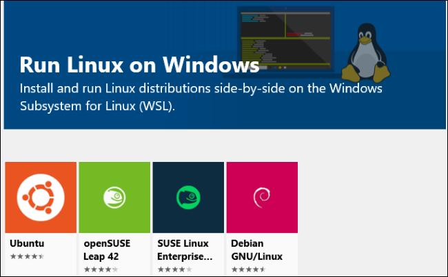 Tích hợp Linux ngay trong Windows 10, một mũi tên trúng hai đích của Microsoft - Ảnh 1.