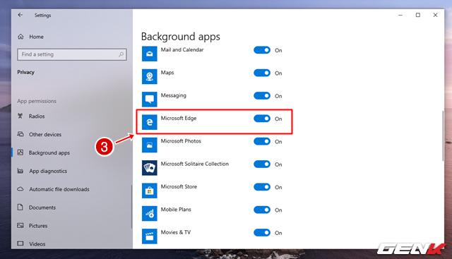 Cách khắc phục lỗi Windows Spotlight ngưng làm việc trong Windows 10 May 2019 - Ảnh 3.
