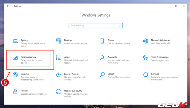 Cách khắc phục lỗi Windows Spotlight ngưng làm việc trong Windows 10 May 2019 - Ảnh 5.