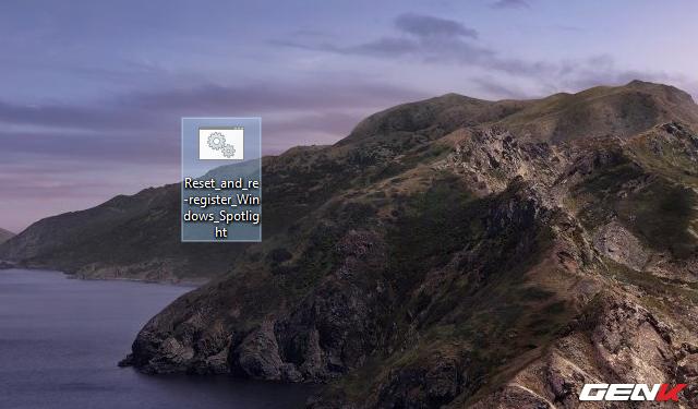 Cách khắc phục lỗi Windows Spotlight ngưng làm việc trong Windows 10 May 2019 - Ảnh 7.