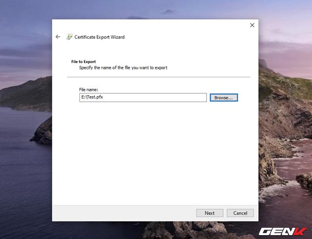 Cách sử dụng tính năng mã hóa EFS cho thư mục và tập tin trên Windows 10 May 2019 - Ảnh 13.