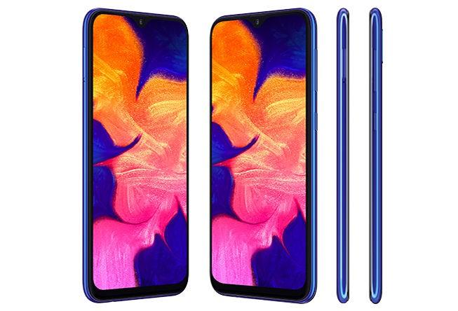 Samsung ra mắt Galaxy A10e: Exynos 7884, màn hình Infinity-V, pin 3000mAh, giá từ 4.2 triệu đồng - Ảnh 1.