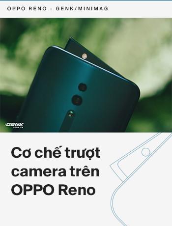 Đánh giá chi tiết OPPO Reno: Một phần độc đáo chín phần chỉn chu - Ảnh 3.