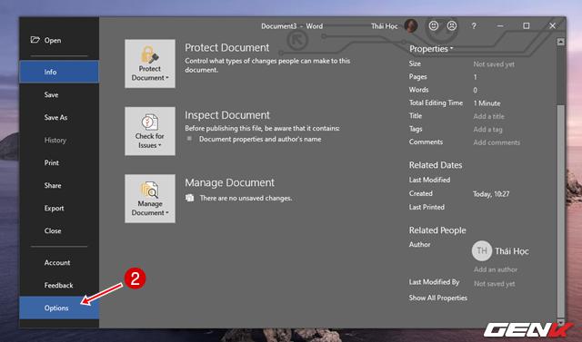 Cách thay đổi ngôn ngữ hiển thị của Microsoft Office 2019 - Ảnh 3.