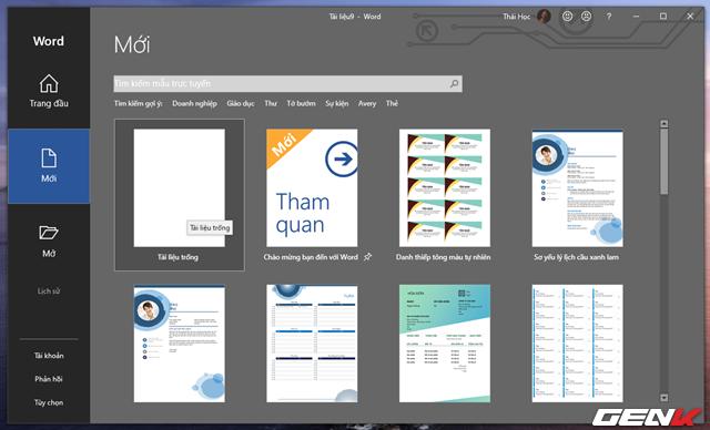 Cách tạo danh thiếp bằng Microsoft Word dành cho người không chuyên - Ảnh 6.