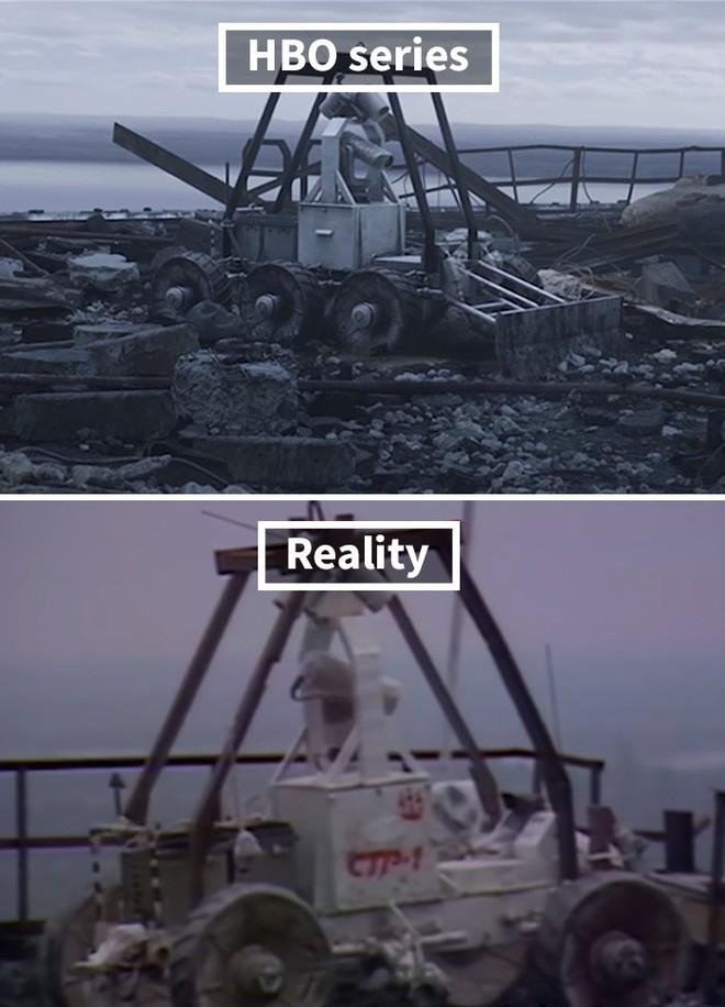 Muốn biết Chernobyl của HBO có sát với thực tế hay không, cứ xem loạt ảnh so sánh này là rõ - Ảnh 21.