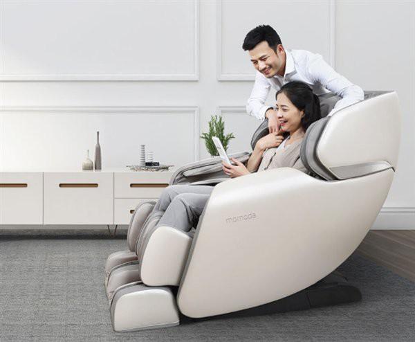 Xiaomi ra mắt ghế massage toàn thân Momoda Smart AI, tích hợp trí tuệ nhân tạo, giá 22 triệu - Ảnh 2.