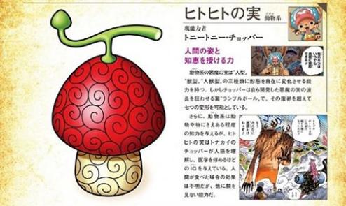 One Piece: Hình dáng thật trái ác quỷ của Chopper và Robin gây sốt khắp mạng xã hội - Ảnh 2.