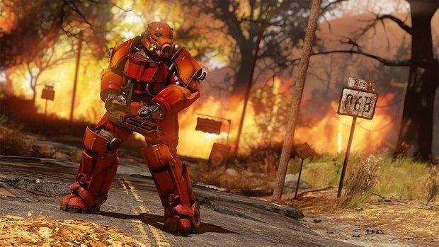 Game hậu tận thế Fallout 76 giới thiệu phần chơi sinh tồn 1 vs 52 - Ảnh 5.