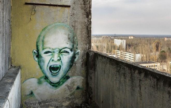 Từ vùng đất ma không ai dám bén mảng, nhà máy điện hạt nhân Chernobyl bỗng hóa xứ sở thần tiên đẹp lịm tim qua lăng kính của nhiếp ảnh gia - Ảnh 12.