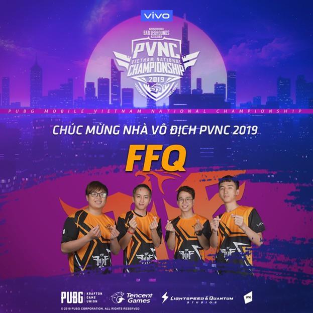 Gặp gỡ team FFQ - Tân vương mới ẵm cả trăm triệu từ giải đấu PUBG Mobile PVNC 2019 - Ảnh 2.