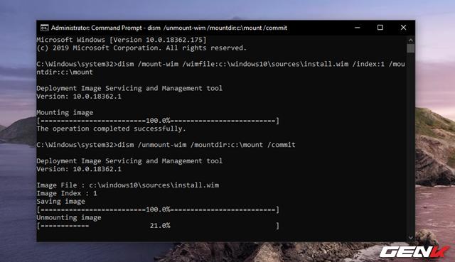 Cách tự tạo phân vùng Recovery để khắc phục các sự cố khi cần trên Windows 10 - Ảnh 14.