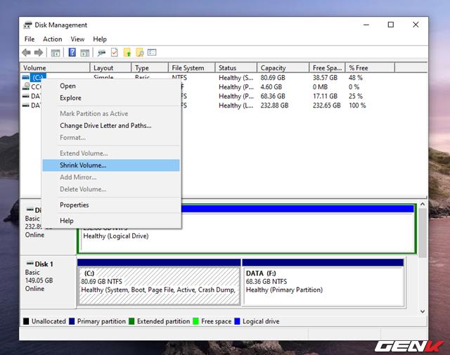 Cách tự tạo phân vùng Recovery để khắc phục các sự cố khi cần trên Windows 10 - Ảnh 16.