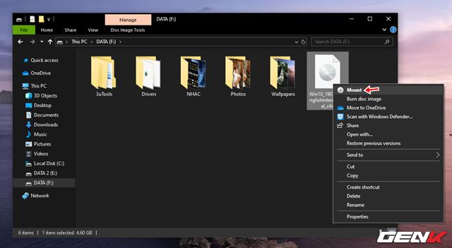 Cách tự tạo phân vùng Recovery để khắc phục các sự cố khi cần trên Windows 10 - Ảnh 4.