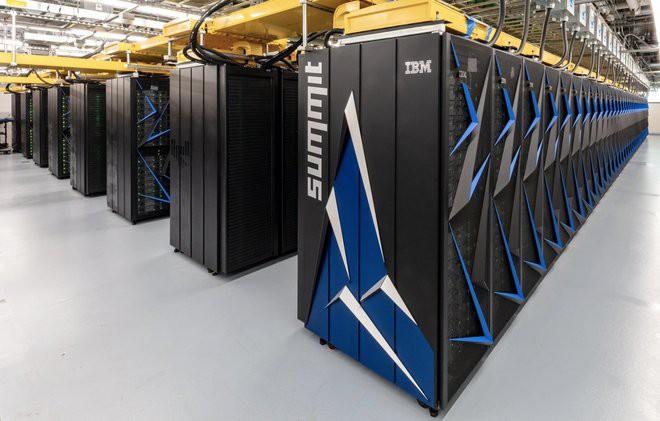 Trung Quốc thất bại trong việc giành ngôi vị quốc gia có siêu máy tính nhanh nhất thế giới của Mỹ - Ảnh 2.