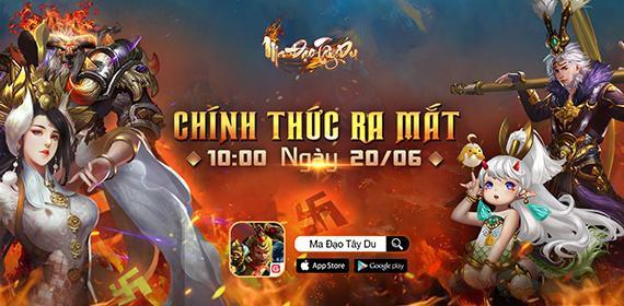 Chinh chiến liên tục cùng Bang hội trong game mới Ma Đạo Tây Du - Ảnh 10.