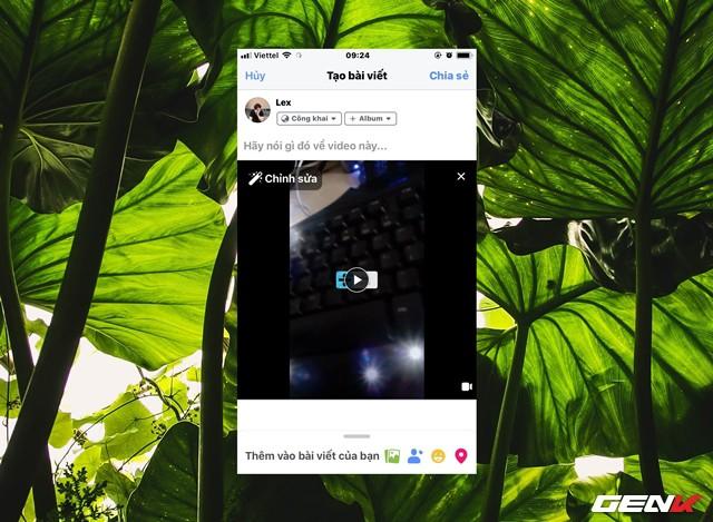 Facebook cho phép người dùng chèn nhạc vào video trước khi đăng, và đây là cách sử dụng - Ảnh 13.