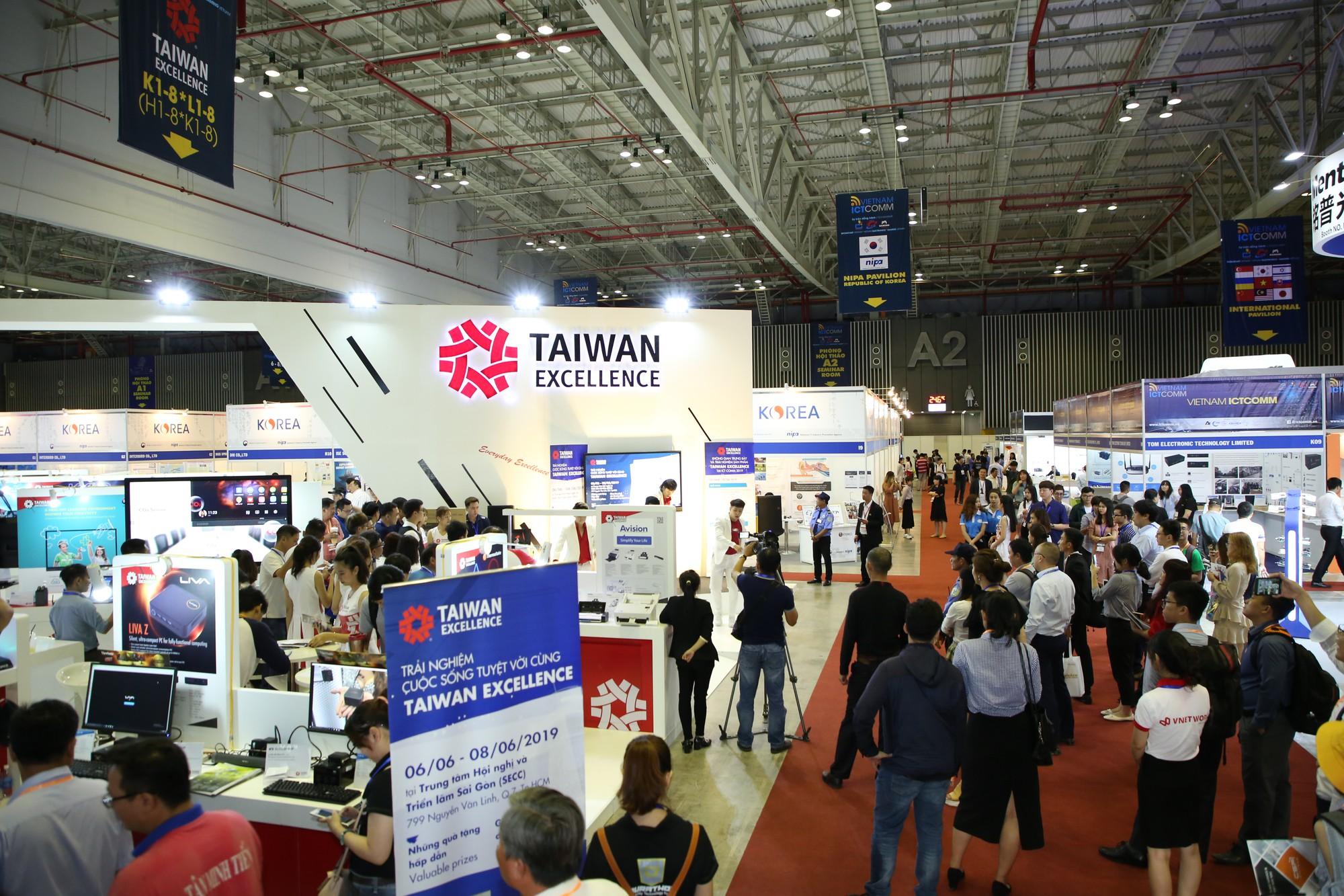 Taiwan Excellence: Biểu tượng cho một kỷ nguyên công nghệ mới tại Đài Loan - Ảnh 12.