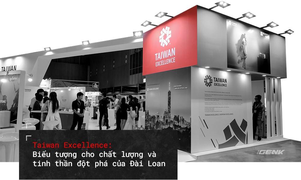 Taiwan Excellence: Biểu tượng cho một kỷ nguyên công nghệ mới tại Đài Loan - Ảnh 8.