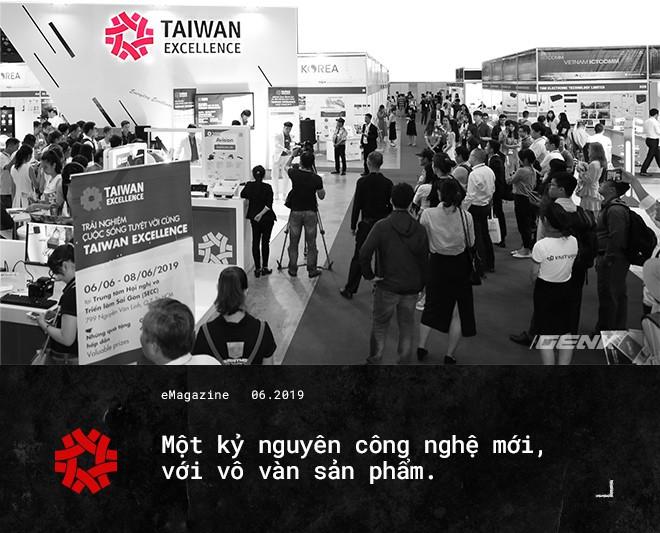 Taiwan Excellence: Biểu tượng cho một kỷ nguyên công nghệ mới tại Đài Loan - Ảnh 6.