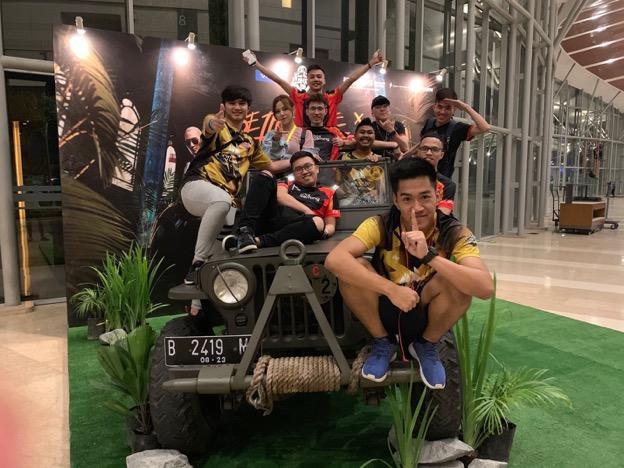 Những hình ảnh đầu tiên của 2 đội tuyển Việt Nam tại chung kết PUBG Mobile Đông Nam Á - Ảnh 4.
