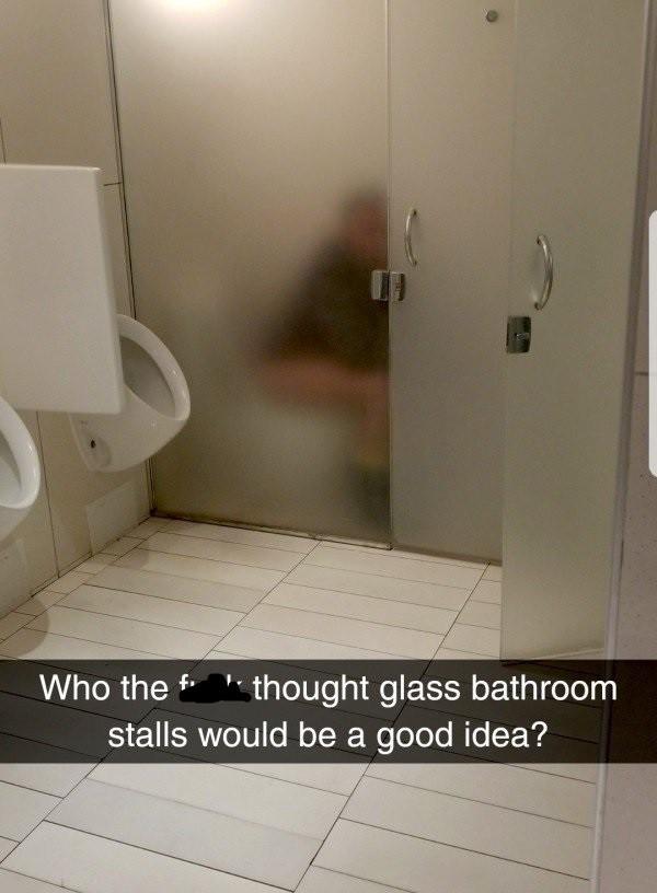 Thiết kế siêu thảm họa của 11 WC này khiến bạn tự nhủ thà nhịn còn hơn - Ảnh 2.