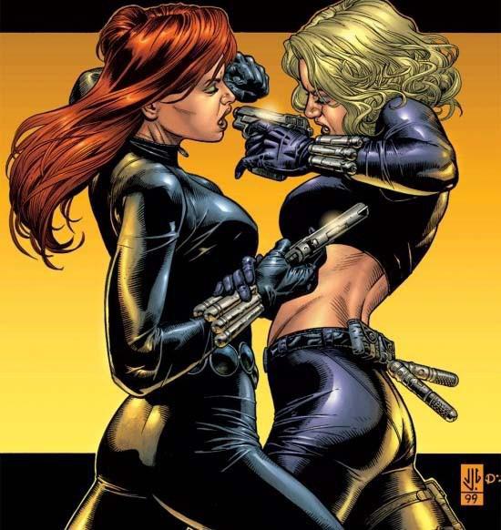 Fan MCU cho rằng có đến 2 Black Widow trong video hậu trường mới leak - Ảnh 3.