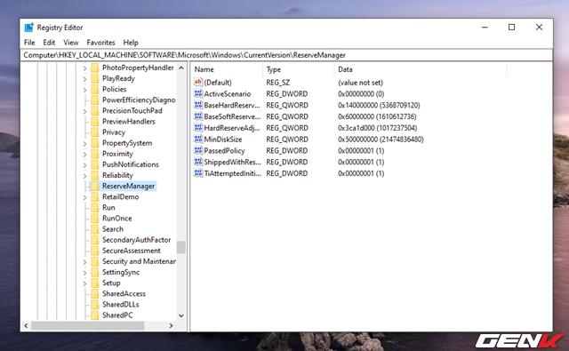 Reserved Storage trên Windows 10 May 2019 là gì? Có nên vô hiệu hóa nó hay không? - Ảnh 9.