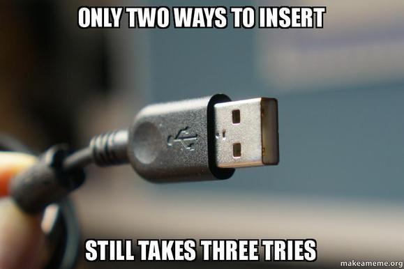 Nói thêm về cha đẻ cổng USB và những khó khăn gặp phải khi đưa ra kết nối phải cắm đến 3 lần mới vào - Ảnh 2.