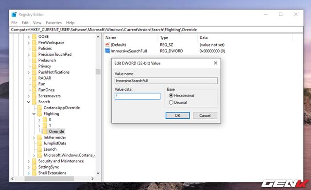 Cách kích hoạt giao diện cửa sổ tìm kiếm mới trong Windows 10 May 2019 - Ảnh 12.