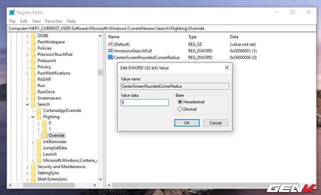 Cách kích hoạt giao diện cửa sổ tìm kiếm mới trong Windows 10 May 2019 - Ảnh 13.