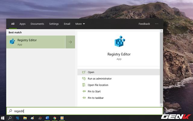 Cách kích hoạt giao diện cửa sổ tìm kiếm mới trong Windows 10 May 2019 - Ảnh 2.