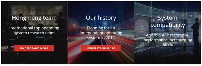 Sếp Huawei: Website về hệ điều hành HongMeng OS là giả mạo - Ảnh 3.