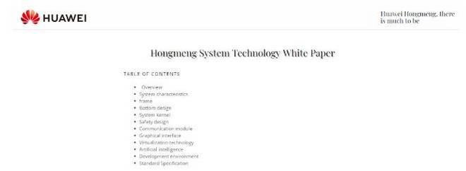 Sếp Huawei: Website về hệ điều hành HongMeng OS là giả mạo - Ảnh 5.